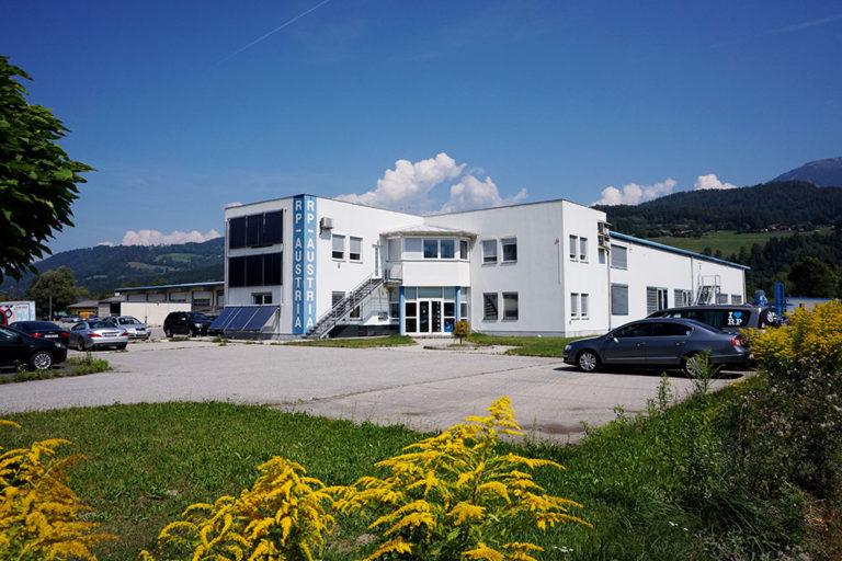 RCPT-Group Zentrale Paternion